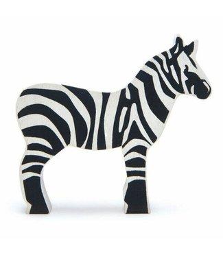 Tender Leaf Toys Tender Leaf Toys Houten Safaridier Zebra 3+