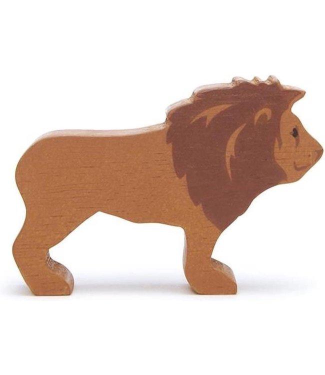 Tender Leaf Toys Houten Safaridier Leeuw 3+
