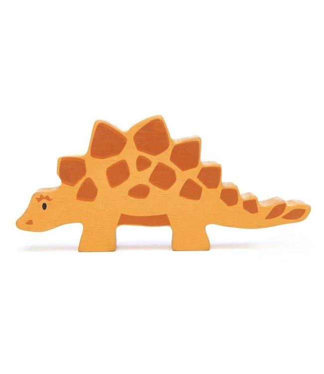 Tender Leaf Toys Houten Dinosaurus Stegosaurus 3+