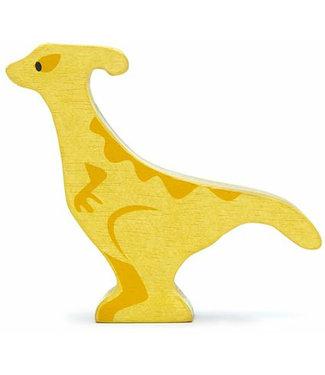 Tender Leaf Toys Tender Leaf Toys Houten Dinosaurus Parasaurolophus 3+