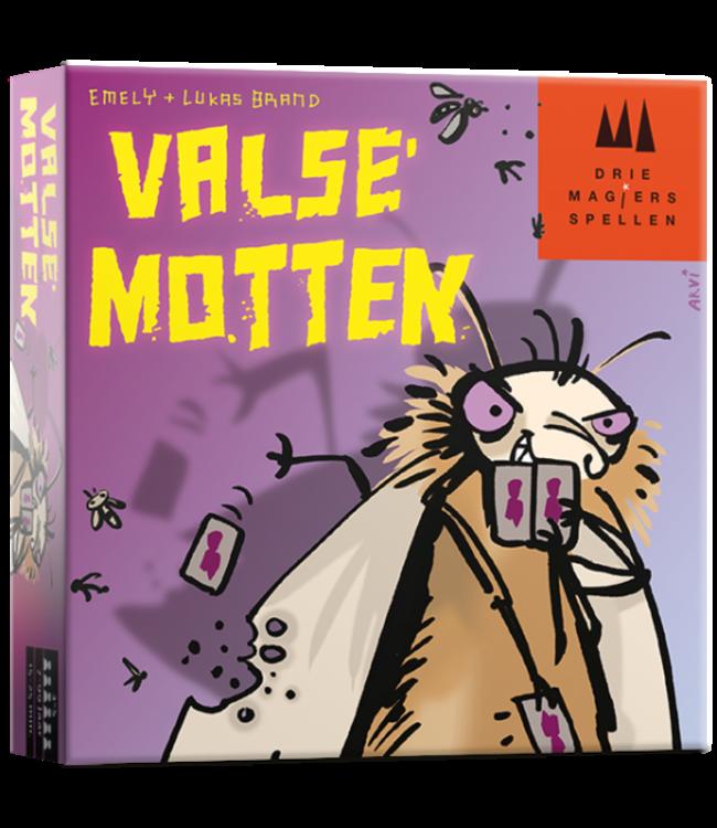 999 Games | Kaartspel | Valse Motten | 7+