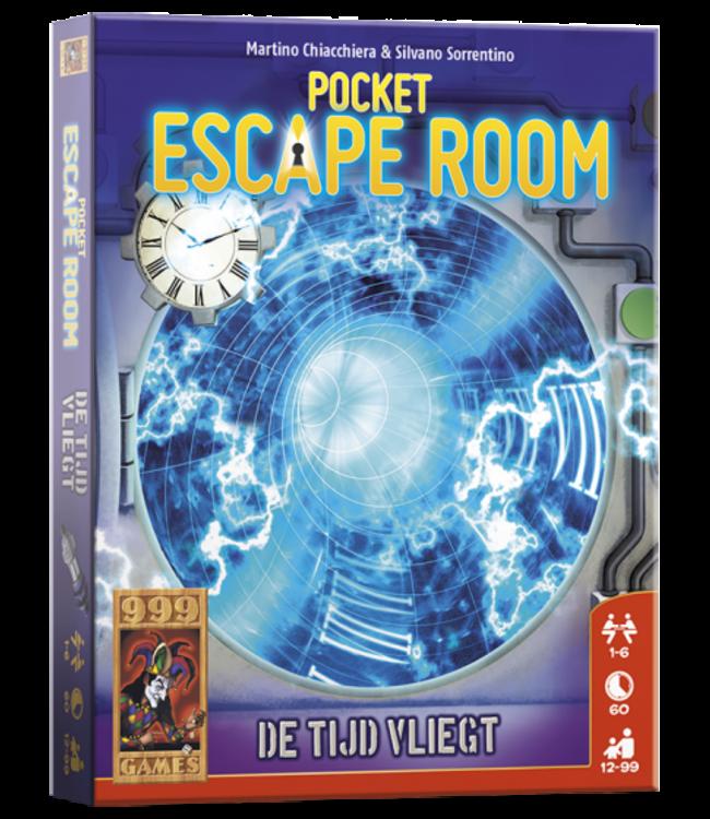 999 Games | Escape Room | Pocket | De Tijd Vliegt |12+