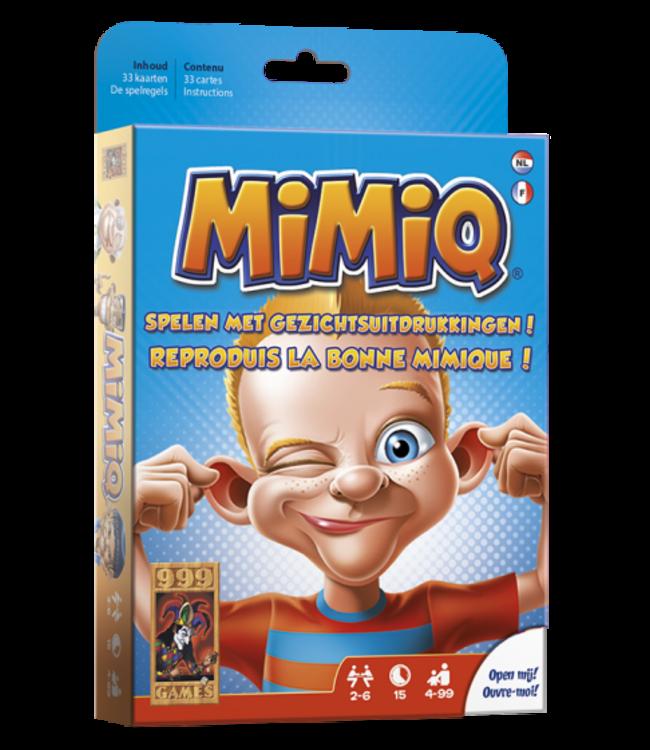 999 Games | Kaartspel | Mimiq | 4+