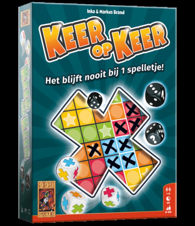 999 Games   Dobbelspel   Keer op Keer   8+