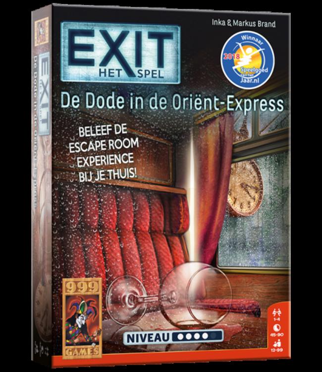 999 Games   Exit Game   De dode in de Orient Express   12+