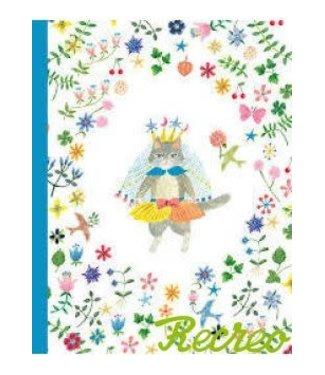Djeco Djeco | Lined Notebook | Aiko