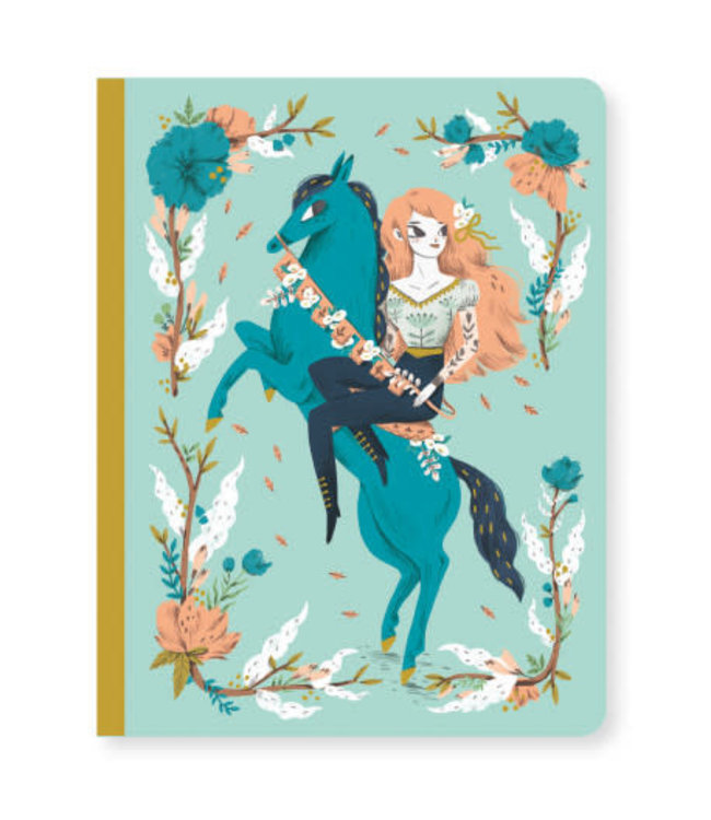 Djeco   Lined Notebook   Lucille