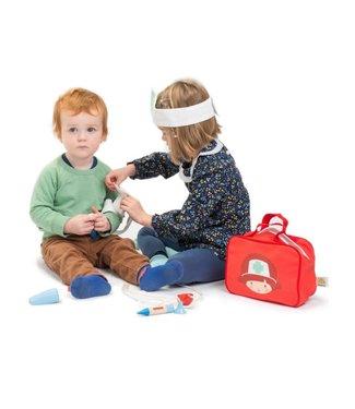Tender Leaf Toys Tender Leaf Toys | Doctors and Nurses Set | Dokterstas | 3+