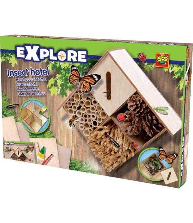 Ses Explore Explore Insectenhotel 5+