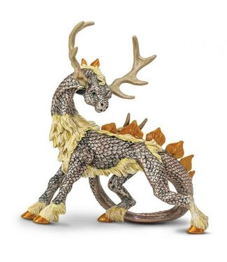 Safari Stag Dragon 12 cm draak  4+