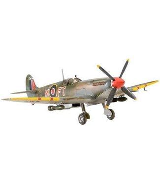 Revell Revell Model-set Spitfire MK V  1:72   8+