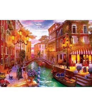 Eurographics Eurographics Venetian Romance 1000 stukjes
