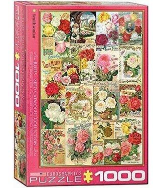 Eurographics Eurographics Roses - Seed Catalogue 1000 stukjes