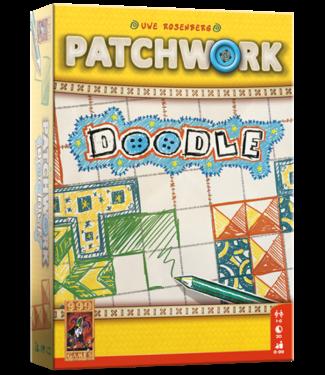 999-Games 999 Games | Bordspel | Patchwork Doodle | 8+