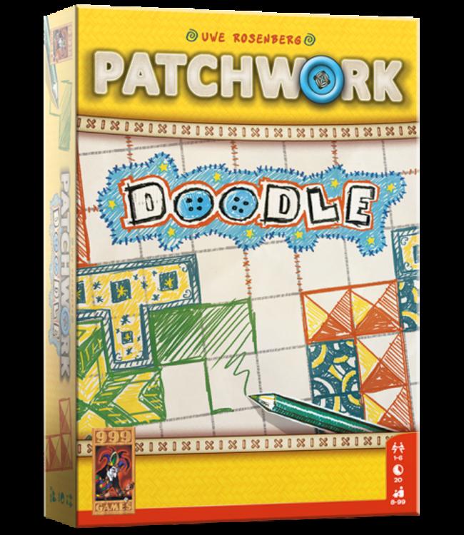 999 Games | Bordspel | Patchwork Doodle | 8+