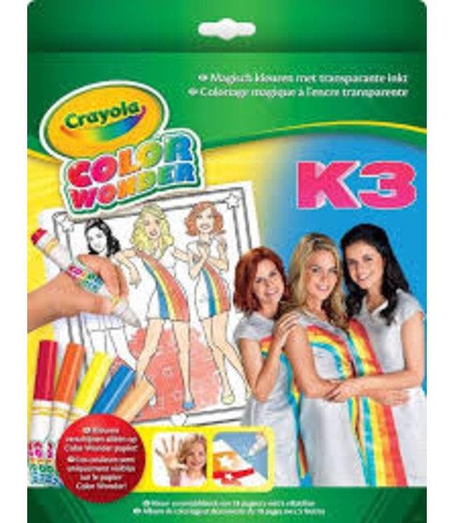 Crayola Color Wonder Box K3 3+