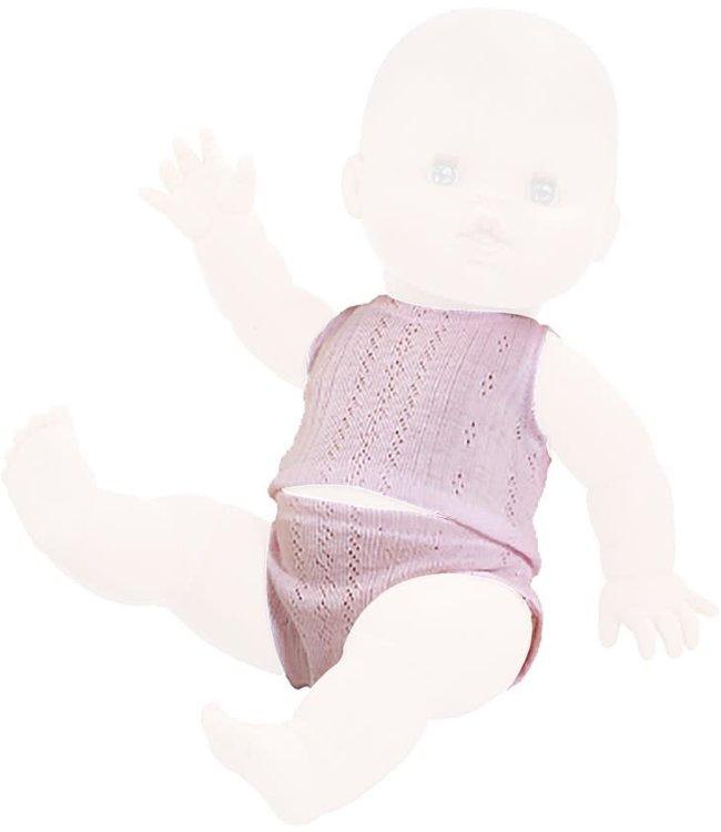 Paola Reina Poppenkleding Ondergoed Roze voor pop Gordi 34 cm