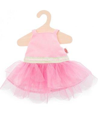 Heless Heless Poppenkleding Roze Ballerinajurk Maat 28-33 cm