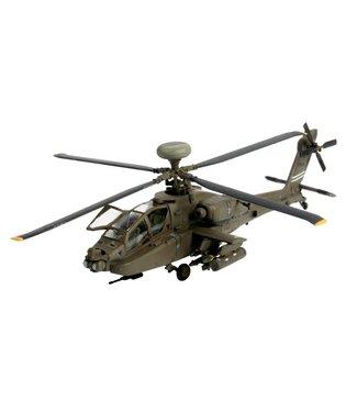 Revell Revell Model-set AH-64D Longbow Apache 1:144   8+