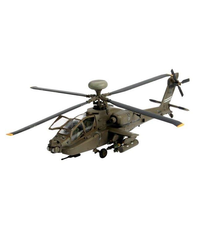 Revell Model-set AH-64D Longbow Apache 1:144   8+