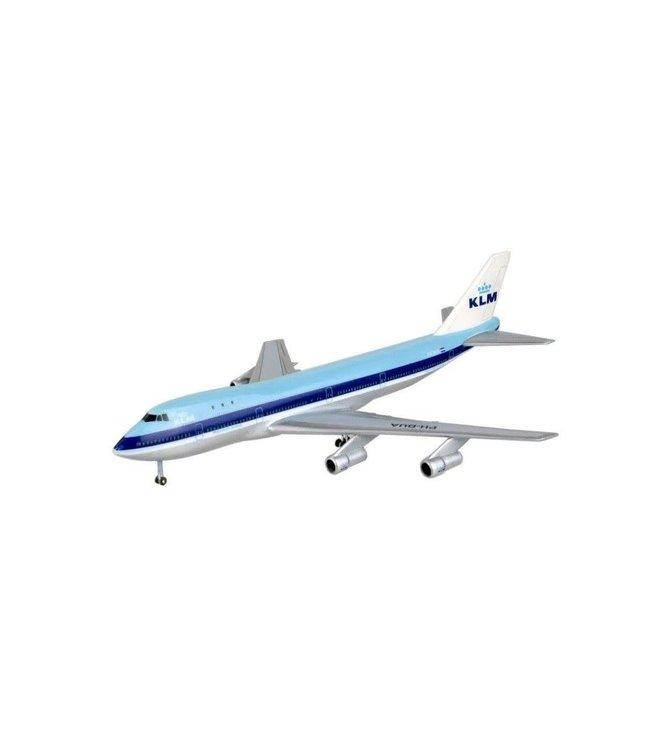 Revell  Model Set Boeing KLM 747-200 1:450   8+