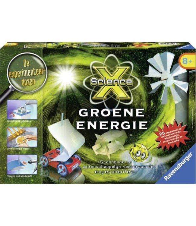 Ravensburger Science X Groene Energie 8+