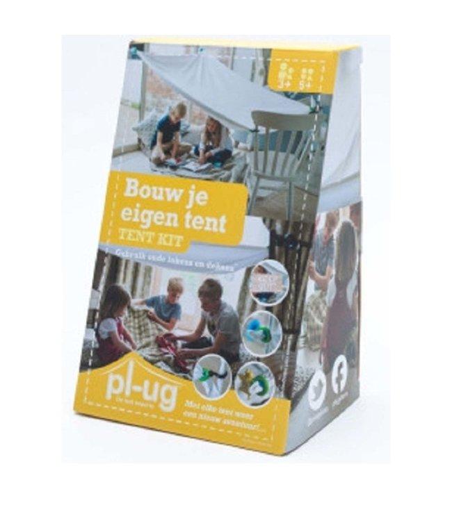 PL-UG   Bouw je eigen Tent   Tent Kit   3+