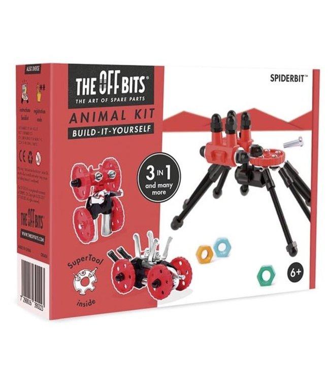 Offbits Animal Kit 3-in-1 Spiderbit  6+