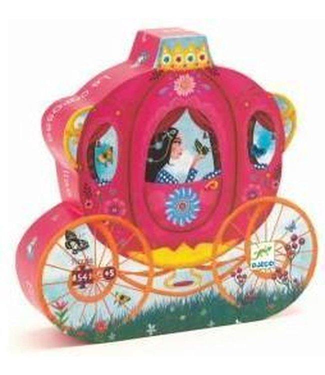 Djeco Puzzle - Elise's Carriage 54 pcs 5+
