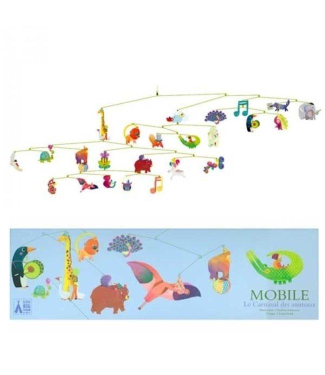 Djeco   Mobile   Le Carnival des Animaux
