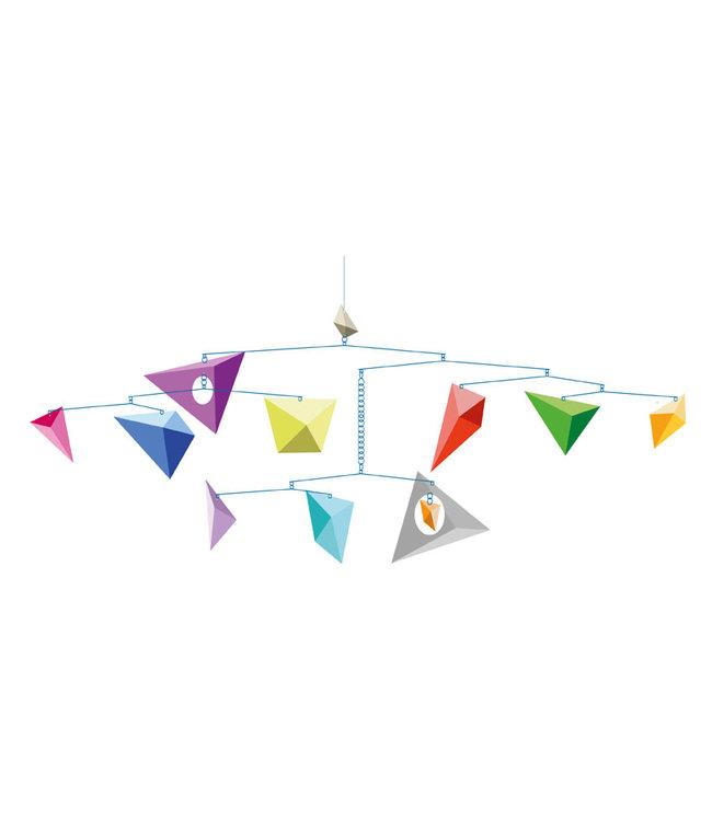 Djeco | Mobile | Kites | 80 x 35 cm