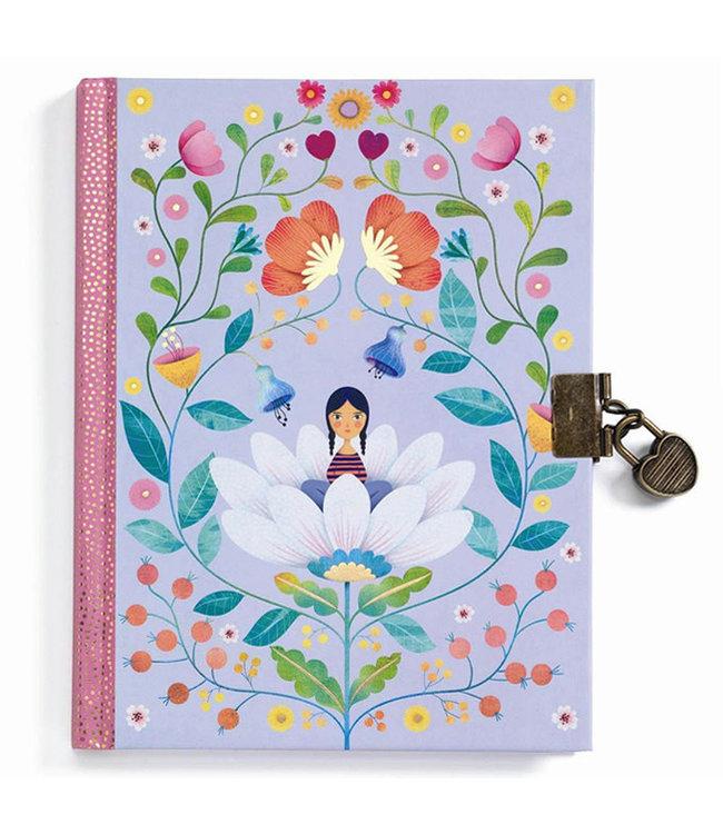 Djeco | Dagboek met Geheimschriftpen | Marie