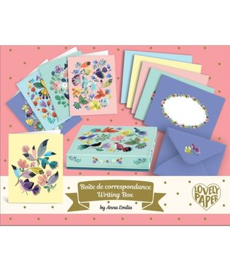 Djeco Djeco | Lovely Paper | Writing Set | Briefpapier | Anna