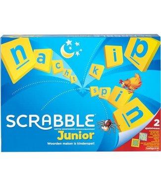 Mattel Mattel Scrabble Junior 6-10 jaar