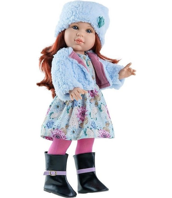 Paola Reina Pop Soy Tu Becky Winter 42 cm 3+
