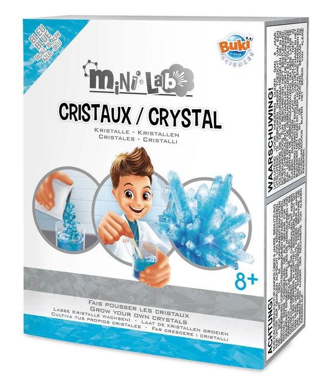 Mini Lab Kristallen 8+