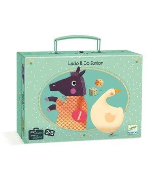 Djeco Djeco | Game | Ludo & Co | des Petits | 3 - 6 jaar