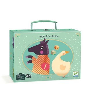 Djeco Djeco Game Ludo & Co des Petits 3+