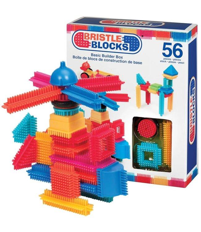 Bristle Blocks 56 pcs Box 2+