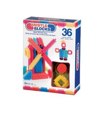 Bristle Blocks 36 pcs Box 2+