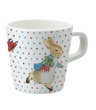 Petit Jour Petit Jour Peter Rabbit Stippen Beker met Oor