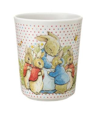 Petit Jour Petit Jour Peter Rabbit Beker Zonder Oor Coral