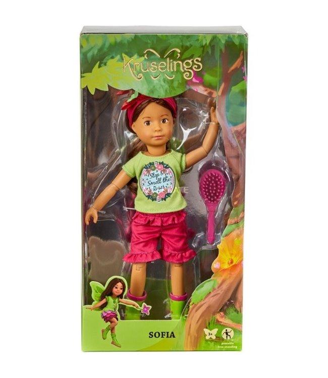 Kathe Kruse Kruselings Doll Set Sofia the Gardener 23 cm