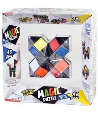 Magic Puzzle 48-delig, in multi-color 5+