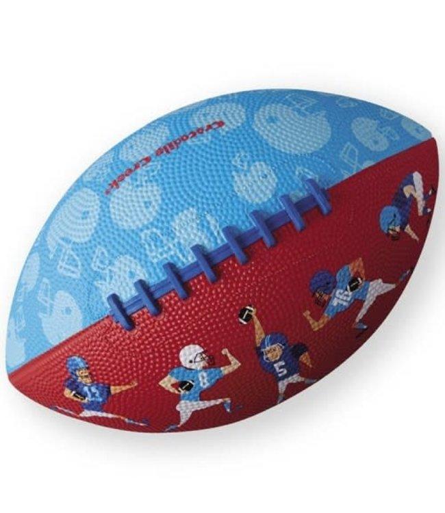 Crocodile Creek | Rugbyball | Football Players | 19 cm | 7+