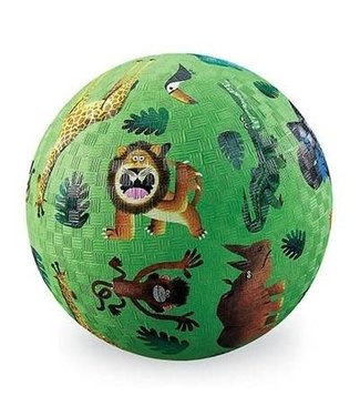 Crocodile Creek Crocodile Creek Rubber Playball 13 cm Very Wild Animals 3+