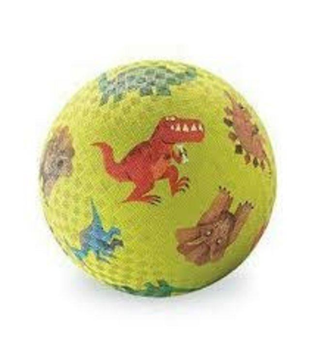 Crocodile Creek | Rubber Playball | 13 cm | Dino | 3+