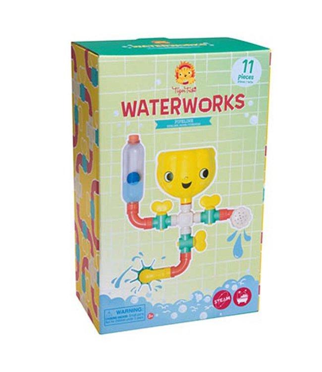 Tiger Tribe Bath Toy Bath Stories Waterworks 11 dlg 3+