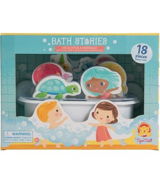 Tigre Tribe Tiger Tribe Bath Stories Mermaids 3+