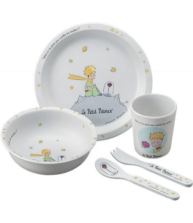Petit Jour Little Prince White Serie Gift Box  5 pieces